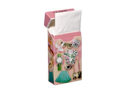 Tissue Pocket Box