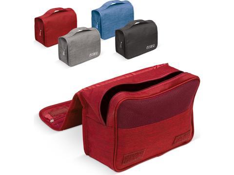 Travel essentials toiletries kit
