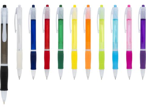 Trim ballpoint pen