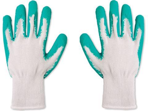 Set of 2 garden gloves