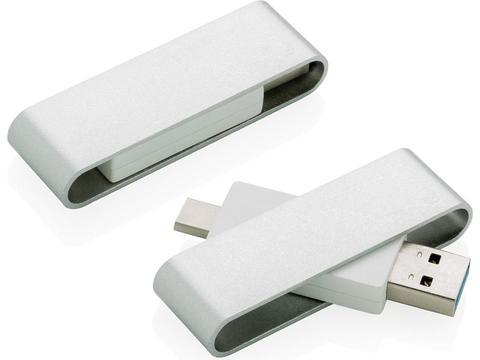 Type C Pivot USB - 8GB