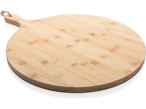 Ukiyo bamboe serveerplank rond