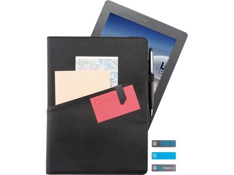"Komo 9 - 10"" universal leather portfolio"