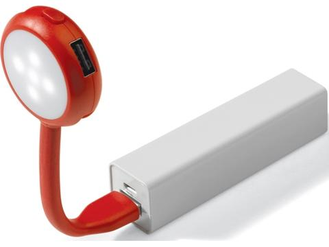 USB booklight