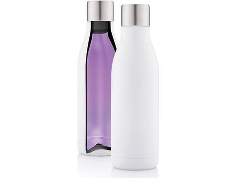 UV-C sterilisator vacuum RVS fles - 500 ml