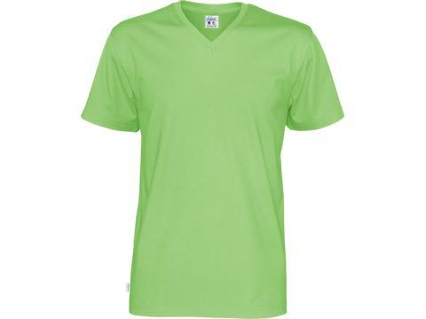 V-neck T shirt cottoVer Fairtrade