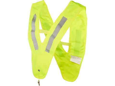 Nikolai v-shaped safety vest for kids
