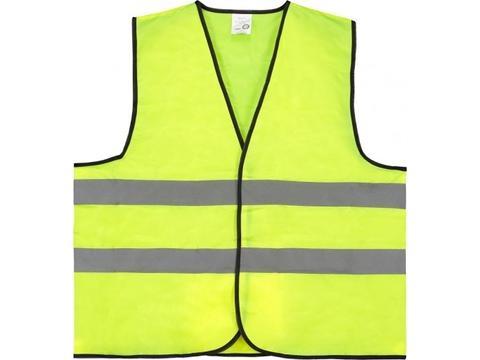 Safety jacket in bag