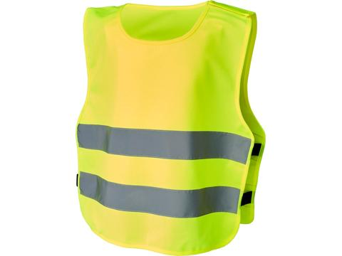 Marie safety vest with hook&loop for kids age 7-12