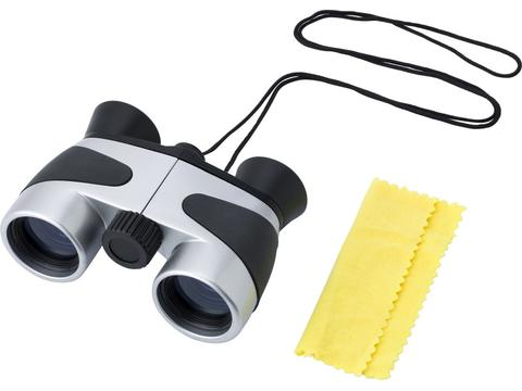 Binoculars. 4 x 30 magnification