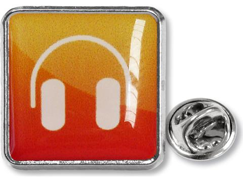 Pin Carré LogoTop