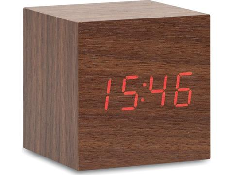 Vintage LED desk clock