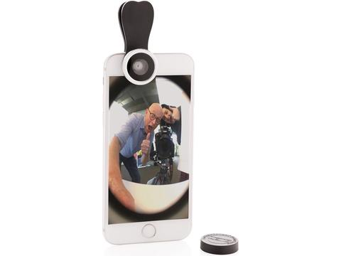 Fish eye clip
