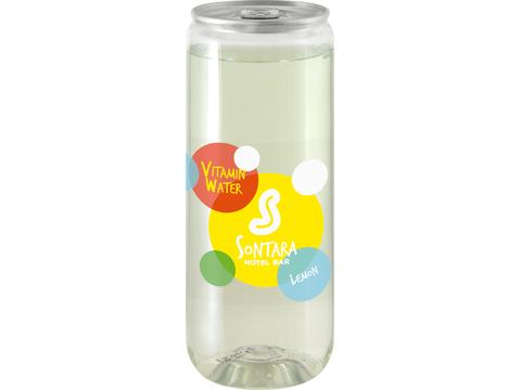 Blikje Vitaminewater Citroen - 315 ml