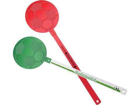 Fly swatter soccer