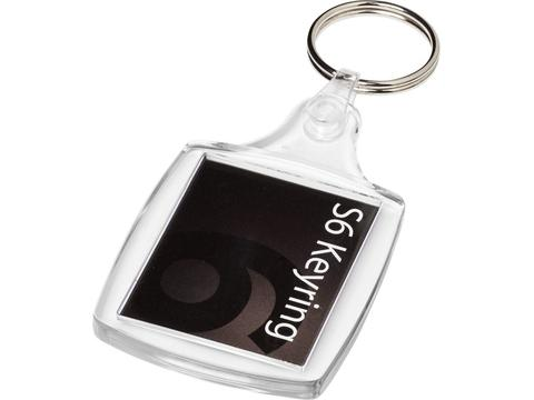 Vosa keychain with plastic clip