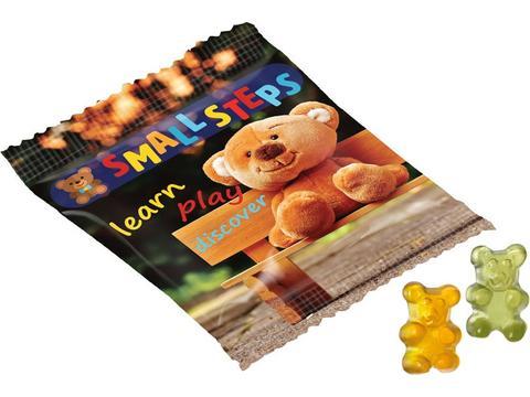 Fruit jelly standard shapes