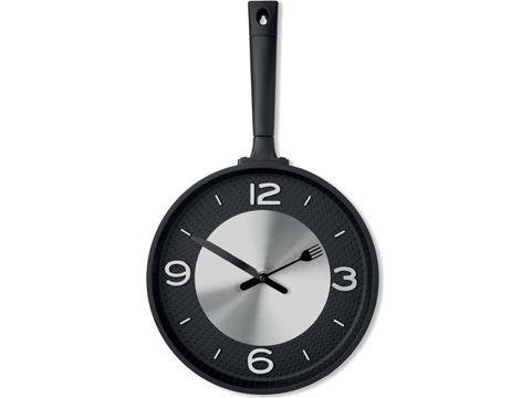 Horloge murale Paella