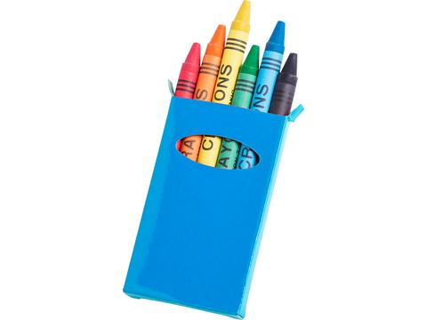 Crayon set Tune