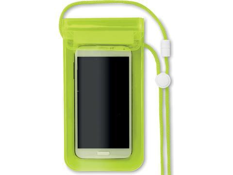Waterdichte hoes voor smartphones