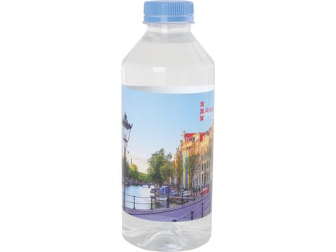 Waterfles met platte dop - 330 ml