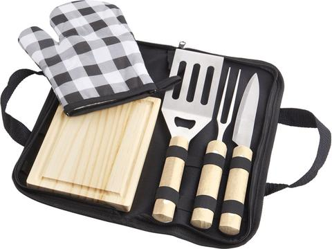 West 5-piece BBQ set