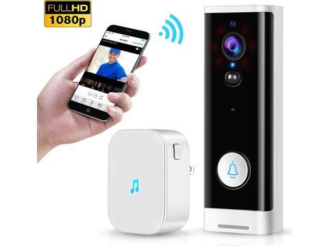Wifi Smart deurbel met camera