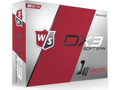 Wilson DX3 Soft Spin golfbal