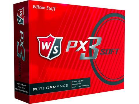 Wilson PX3 Golf Bal