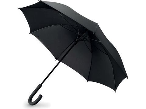 Parapluie tempête ouverture auto