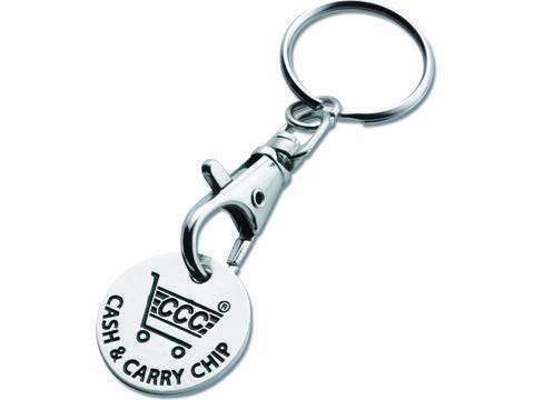Coin Keychains Caddy