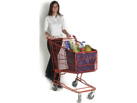 Sac shopping Grocery Cart