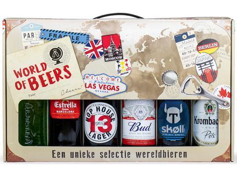 World of Beers - Selectie wereldbieren