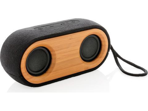 XD Bamboo X double speaker