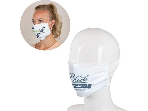 Re-usable face mask polyester Made in Europe