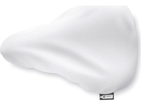 Saddle cover for bicycle made in RPET