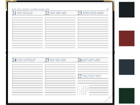 Pocket diary Pointer New Calf