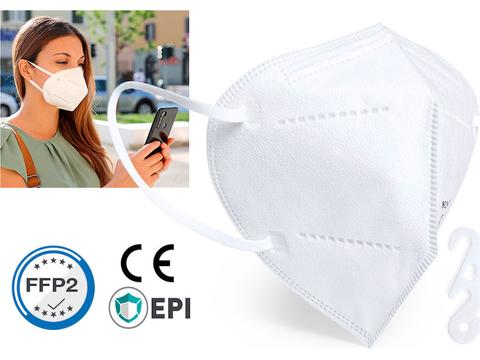 Auto filtering mask FFP2 Tensil