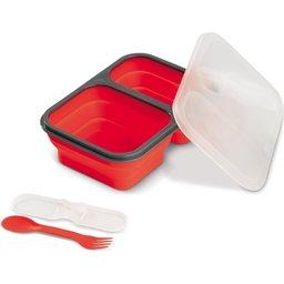 Opvouwbare lunchbox bedrukken