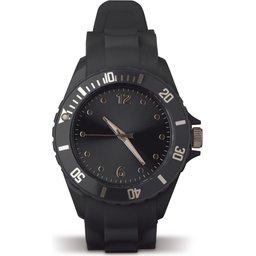Trendy siliconen horloge