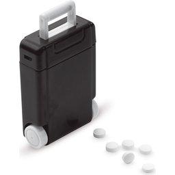 Pepermuntdoos koffer bedrukken