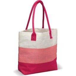 10_LT95012 jute tas roze