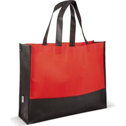 Marketing tas Colour Block bedrukken