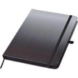 Gradient A5 formaat notitieboekje  bedrukken