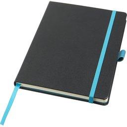 Melya kleurrijk A5 notitieboek bedrukken