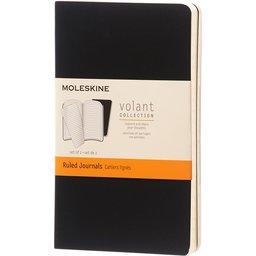 Moleskine Volant Journal notitieboek met gelinieerd papier