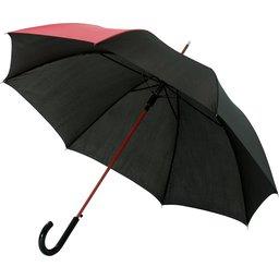 Automatische tweekleuren paraplu bedrukken