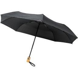 Gerecyclede PET paraplu - automatisch opvouwbaar Ø102 cm