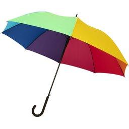 Automatische stormparaplu rainbow - Ø102 cm