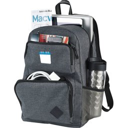 12019000 Graphite laptop rugzak